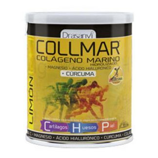 Collmar Magnesio + Cúrcuma Limón Drasanvi - 300 gramos