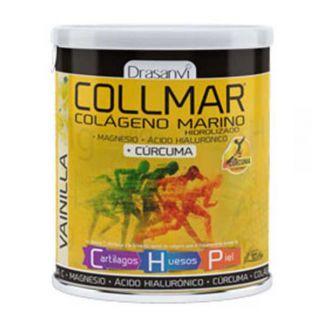 Collmar Magnesio + Cúrcuma Vainilla Drasanvi - 300 gramos