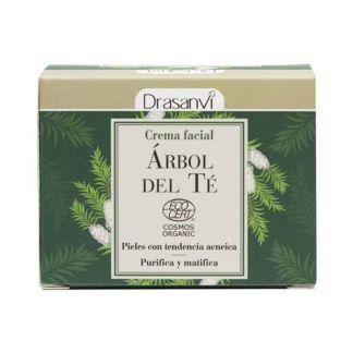 Crema Facial de Árbol del Té Drasanvi - 50 ml.