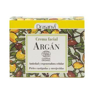 Crema Facial de Argán Drasanvi - 50 ml.