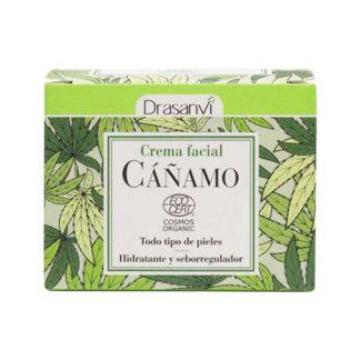 Crema Facial de Cáñamo Drasanvi - 50 ml.