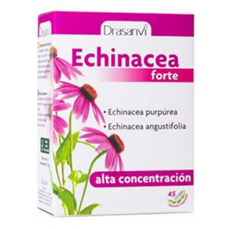 Echinacea Forte Drasanvi - 45 cápsulas