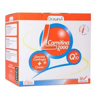 L-Carnitina Drasanvi - 20 viales