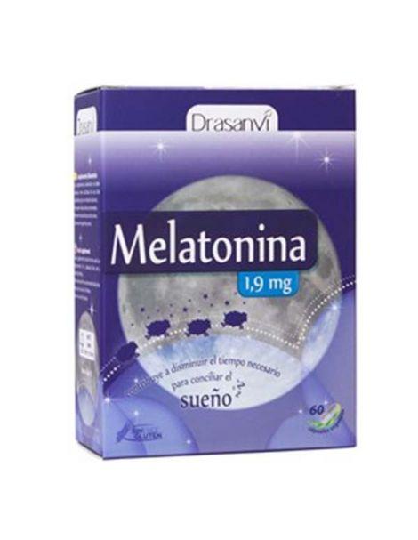 Melatonina Drasanvi - 60 cápsulas