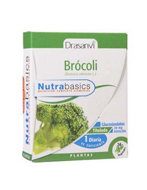Nutrabasics Brócoli Drasanvi - 24 cápsulas