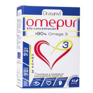 Omepur 3 Drasanvi - 45 perlas