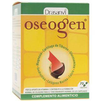 Oseogen Alimento Articular Drasanvi - 72 cápsulas