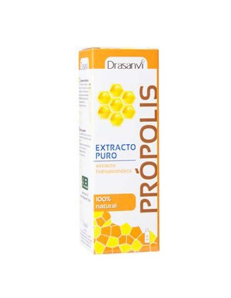 Própolis Extracto Hidroalcohólico Drasanvi - 50 ml.