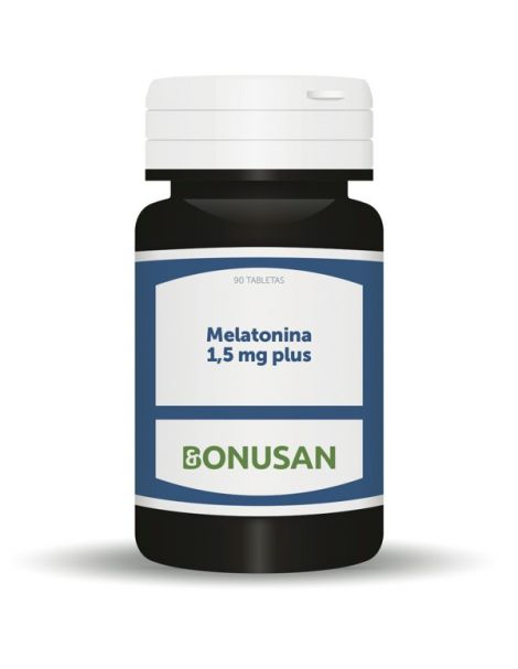 Melatonina 1,5 mg. Plus Bonusan - 90 tabletas