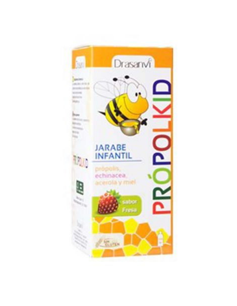 Própolkid Jarabe Niños Drasanvi - 150 ml.