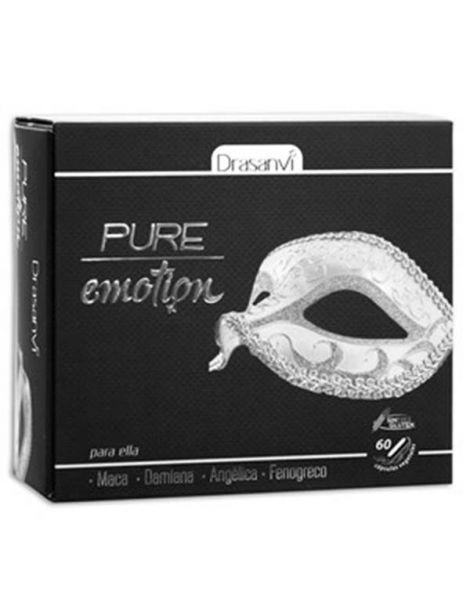 Pure Emotion Mujer Drasanvi - 60 cápsulas