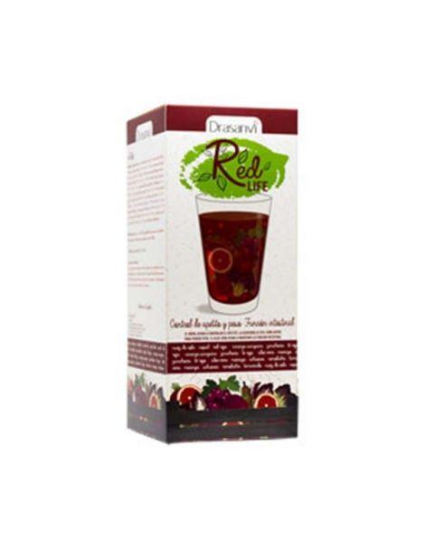 Red Life Drasanvi - 500 ml.