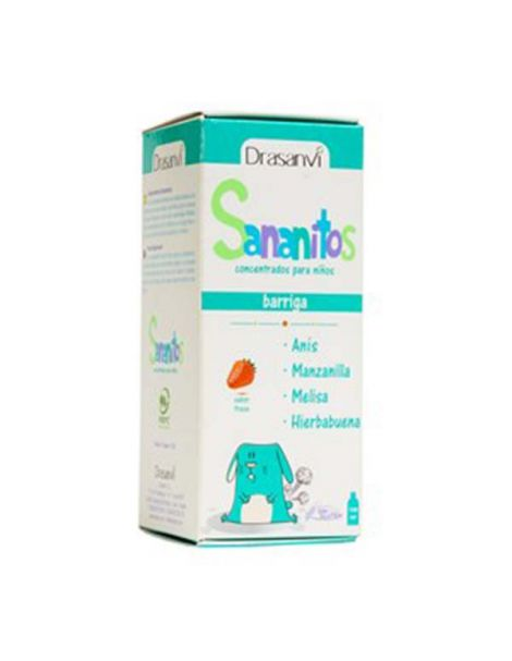 Sananitos Barriga Drasanvi - 150 ml.