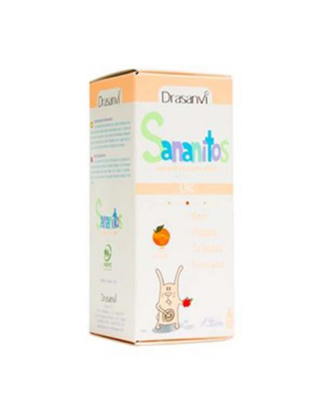 Sananitos LBC Drasanvi - 150 ml.