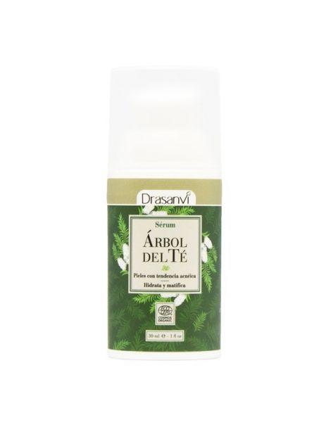 Serum Facial de Árbol del Té Drasanvi - 30 ml.