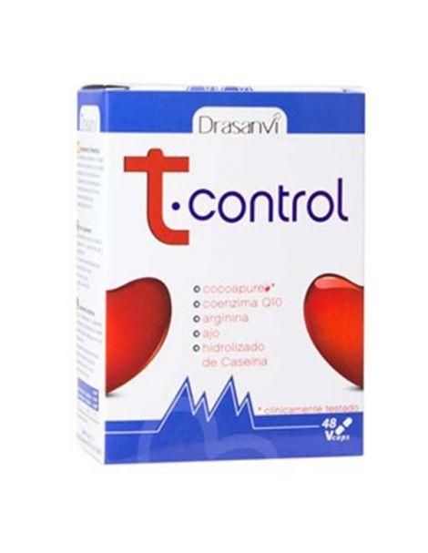 T-Control Drasanvi - 48 cápsulas