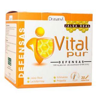 Vitalpur Defensas Drasanvi - 20 viales