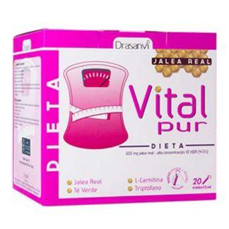 Vitalpur Dieta Drasanvi - 20 viales