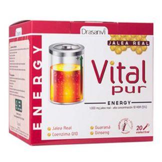 Vitalpur Energy Drasanvi - 20 viales