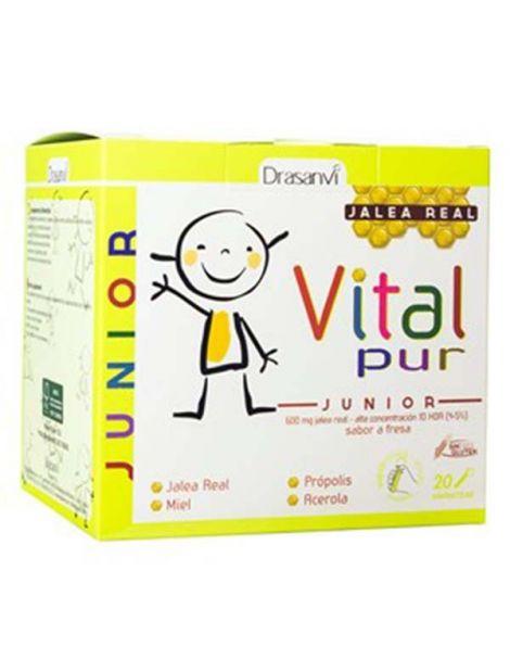 Vitalpur Junior Drasanvi - 20 viales