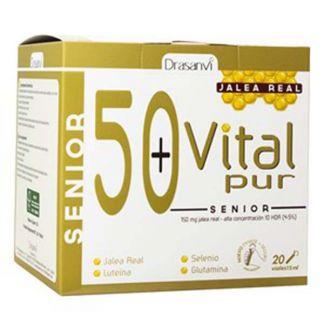 Vitalpur Senior Drasanvi - 20 viales