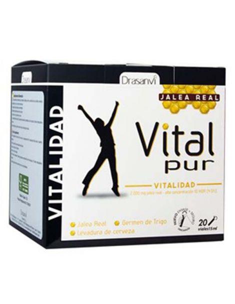 Vitalpur Vitalidad Drasanvi - 20 viales