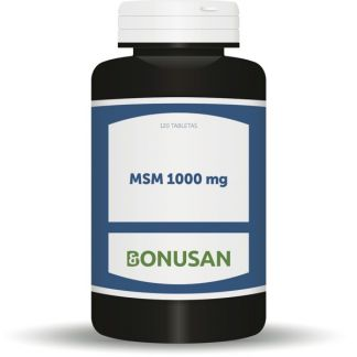 MSM 1000 mg. Bonusan - 120 tabletas
