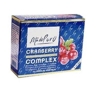 Cranberry Complex Estado Puro Tongil - 30 cápsulas