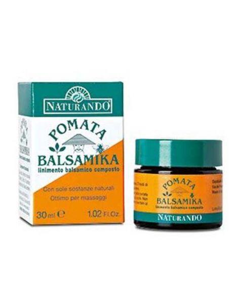Pomada Balsamika Naturando Tongil - 30 gramos