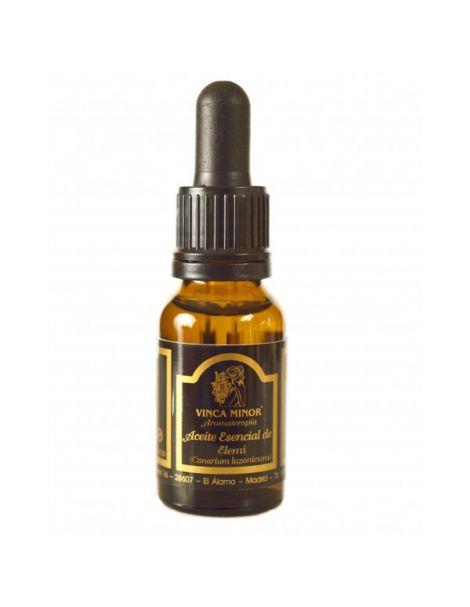 Aceite Esencial de Elemí Vinca Minor - 17 ml.