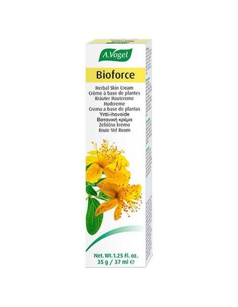 Crema Bioforce 7 Hierbas A.Vogel - 35 gramos