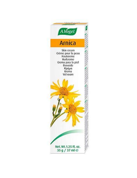 Crema de Árnica A.Vogel - 35 gramos