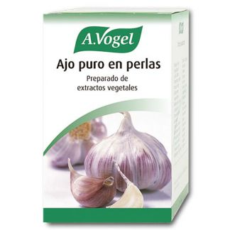 Ajo Puro A.Vogel - 120 perlas