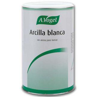 Arcilla Blanca Uso Interno A.Vogel - 400 gramos