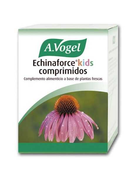 Echinaforce Kids A.Vogel - 80 comprimidos