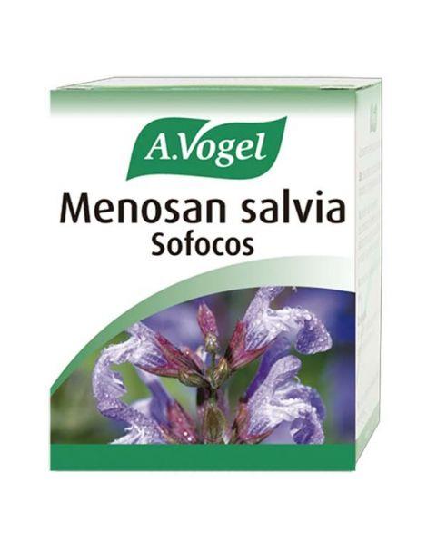 Menosan Salvia Sofocos A.Vogel - 30 comprimidos