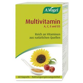 Multivitamin A.Vogel - 60 perlas