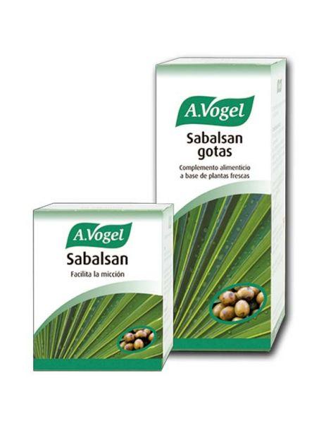 Sabalsan A.Vogel - 30 cápsulas
