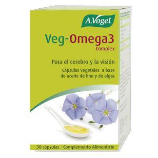 Veg-Omega 3 Complex A.Vogel - 30 cápsulas