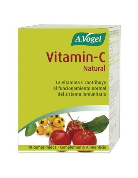 Vitamina C A.Vogel - 40 comprimidos