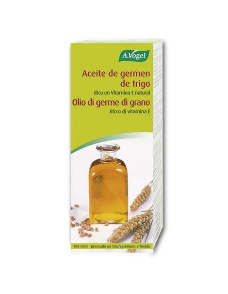 Aceite de Germen de Trigo A.Vogel - 100 ml.