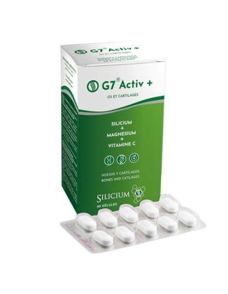 G7 Activ+ Silicium España - 60 cápsulas