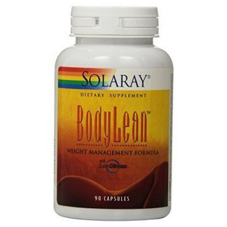 Body Lean Plus Solaray - 30 cápsulas
