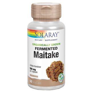 Maitake Solaray - 60 cápsulas