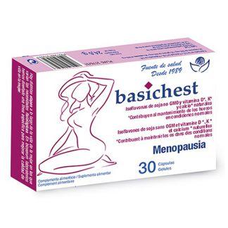 Basichest + K2 + D3 Bioserum - 30 cápsulas