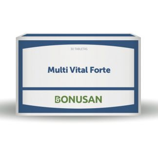 Multi Vital Forte - Blister  Bonusan - 30 tabletas.