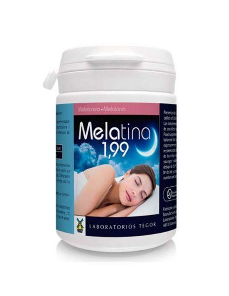 Melatina Tegor - 60 comprimidos