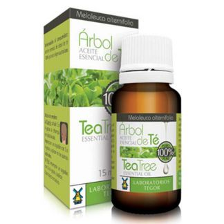 Aceite de Árbol del Té Tegor - 15 ml.