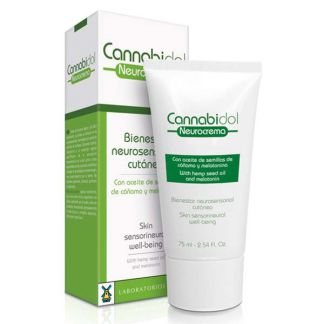 Cannabidol Neurocrema Tegor - 75 ml.