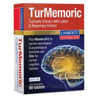 TurMemoric Lamberts - 60 tabletas
